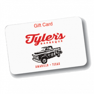 Tyler's Barbeque - Gift Cards